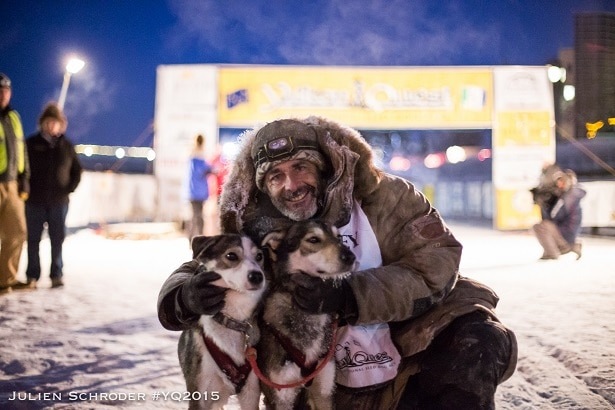 Course Yukon Quest